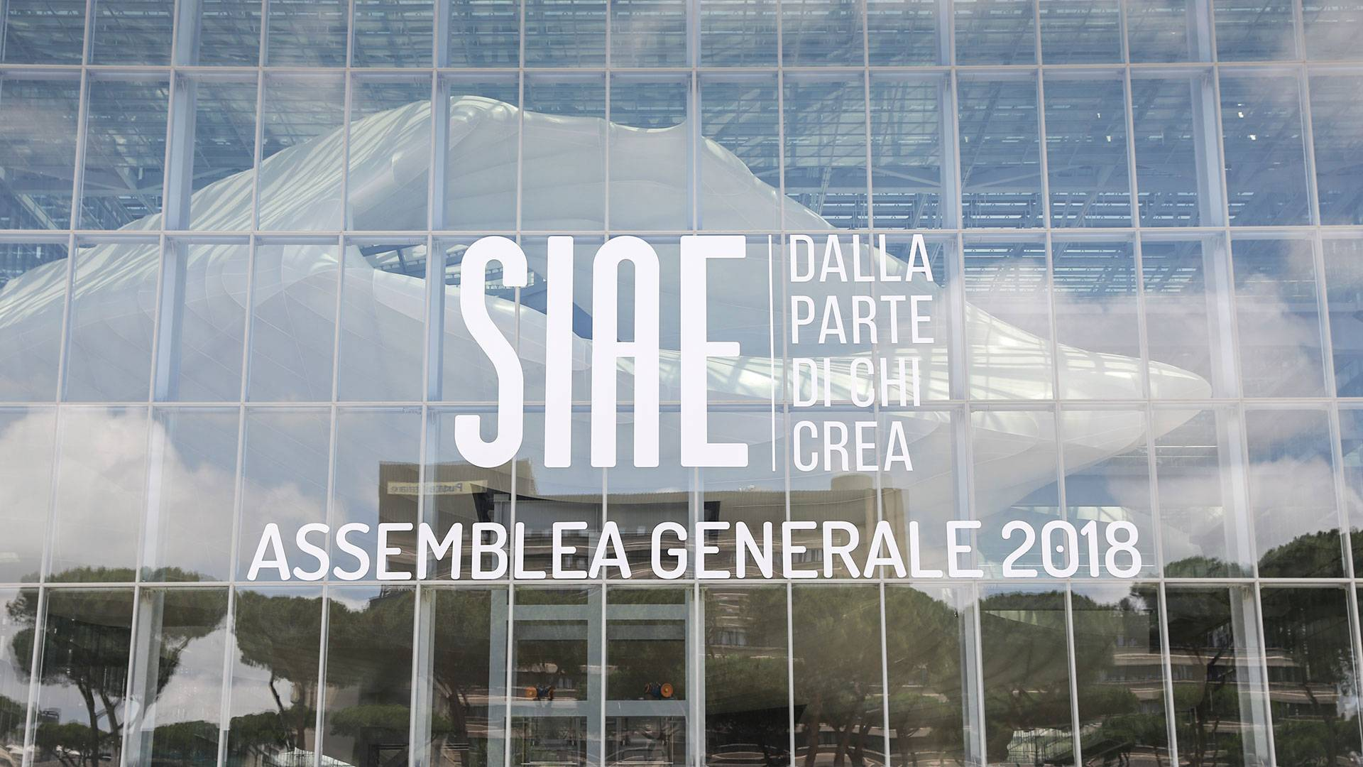 "SIAE ""Annual General Meeting 2018"""