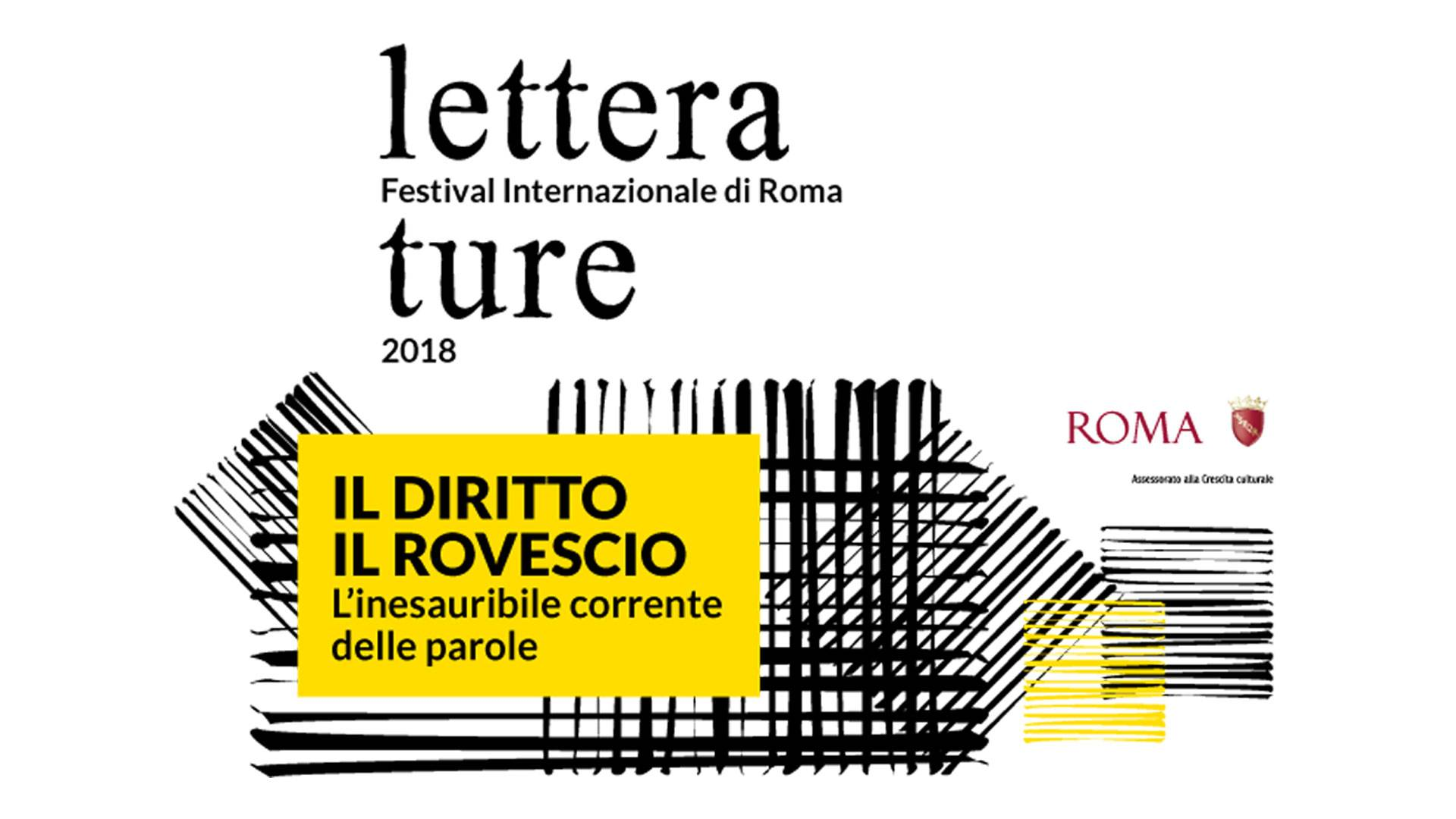 """Literature"" International Festival of Rome"
