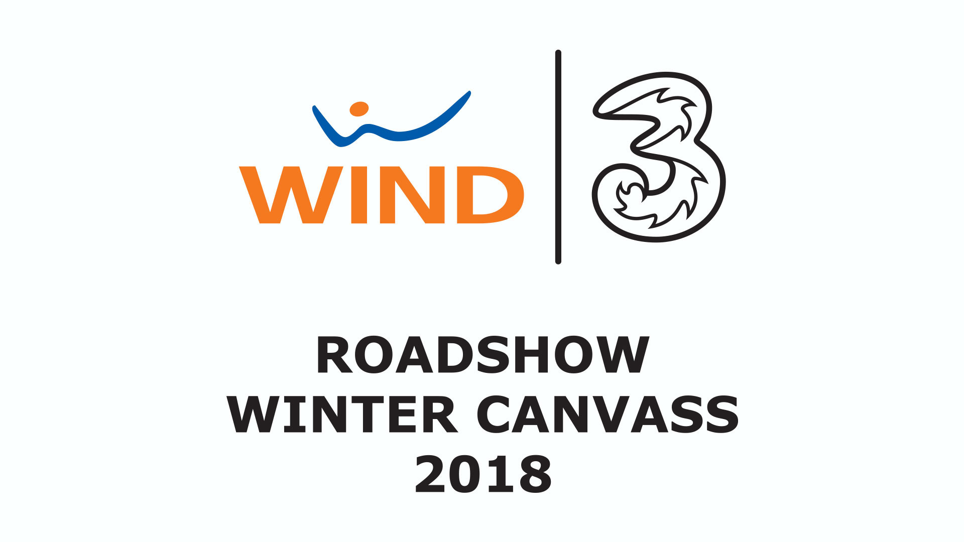 Wind | 3 Roadshow Winter Canvass 2018