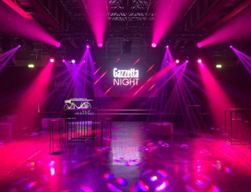 Gazzetta Night – Milano