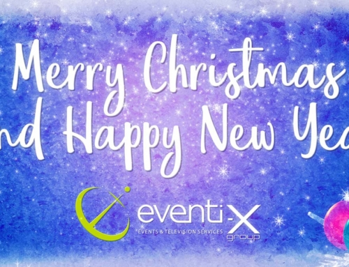 Merry Christmas and Happy New Year by Eventi-x Group