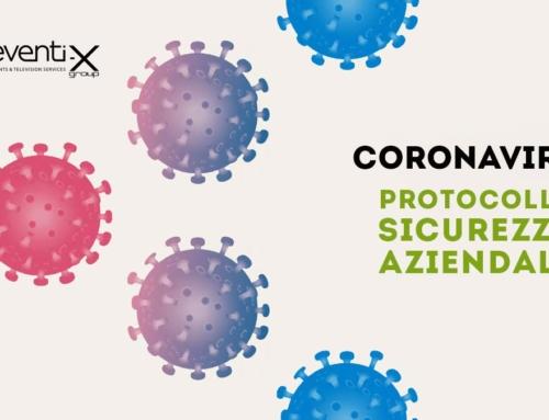 Protocollo sicurezza aziendale anti contagio Covid19